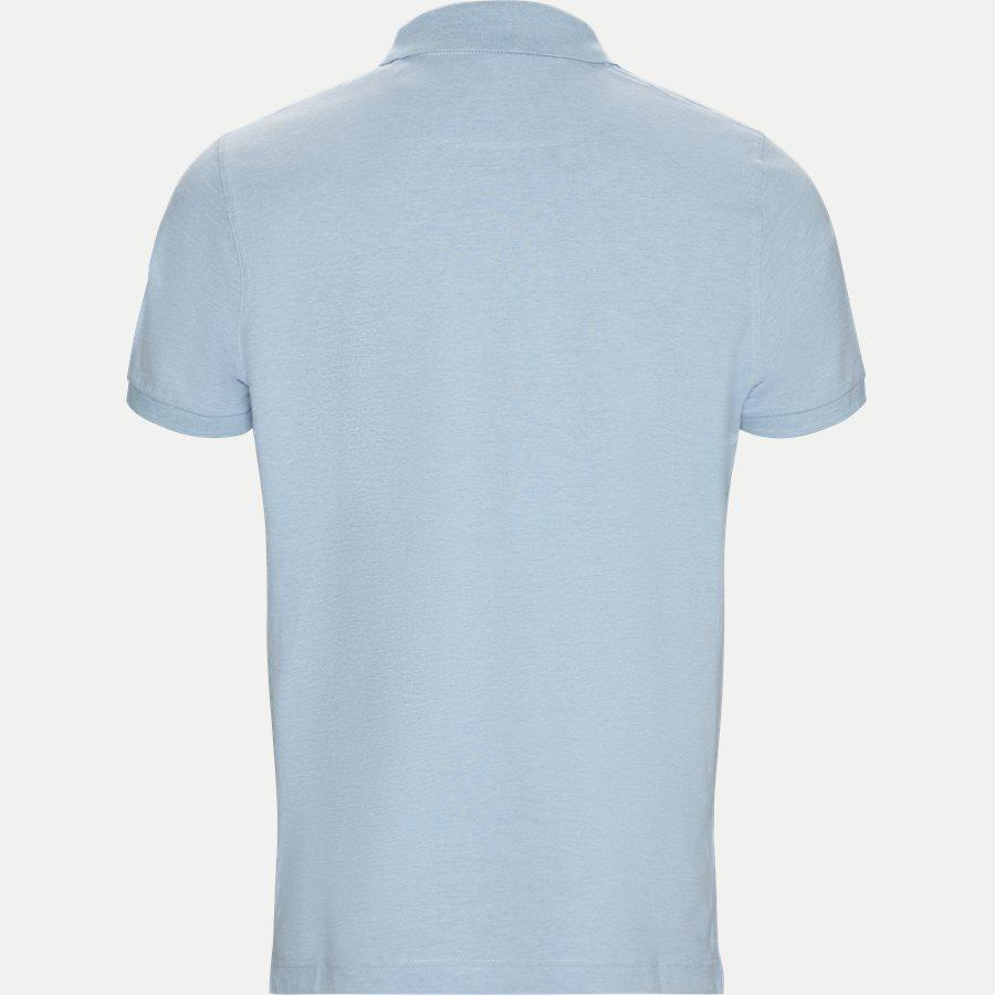 NORS S19 - Nors KM Polo t-shirt - T-shirts - Regular - L.BLÅ MELANGE - 2